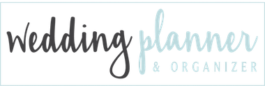 Wedding Planner + Organizer